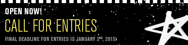 CCFF Call for Entires 2015